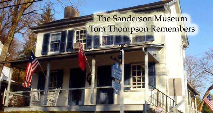 The Sanderson Museum by Gene Pisasale