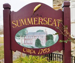 Summerseat Sign